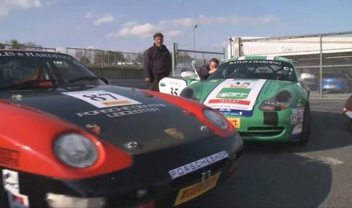 Baylis & Harding Porsche Club Championship with Pirelli - Round 1 Brands Hatch 2014