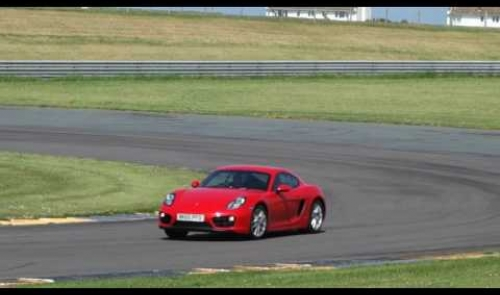 PCGB Anglesey Track day May 2016